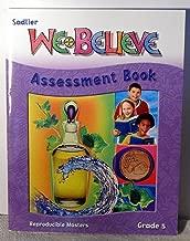 Sadlier We Believe Assessment Book, Grade 5