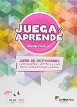 Juega y Aprende. Libro de Actividades (+ App)