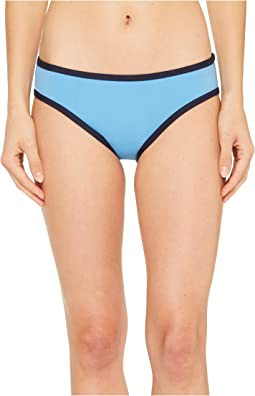 Tommy Hilfiger Nomad Color Block Classic Reversible Bikini Bottom