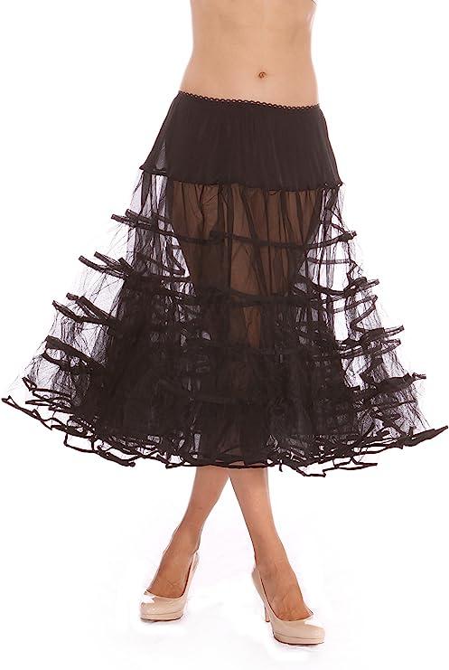 1950s Petticoat History Malco Modes Melonie Luxury Child Crinoline Slip Organza Binding Adjustable  AT vintagedancer.com