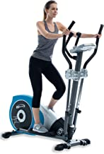 """V-450T Standard Stride 17"""" Programmable Elliptical Exercise Cross Trainer with Adjustable Arms and Pedals and HRC Control Program for Cardio Fitness Strength Conditioning Workout at Home or Gym"""