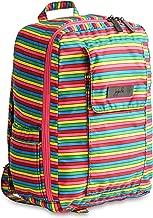 Ju-Ju-Be - Cut Up Shop - Mini Be - Rainbow Stripes (hot Pink)