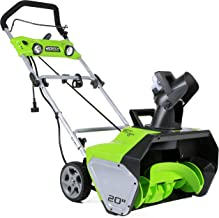 Best earthwise electric mower Reviews