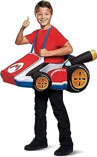 Disguise Inc - Super Mario Bros. Mario Kart Child Costume