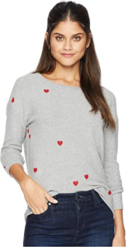 Love Knit Long Sleeve Dolman