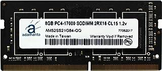 Adamanta 8GB ( 1x 8gb )ノートPCメモリアップグレードfor Acer Aspire VX 15vx5–591g-7061ddr42133MHz pc4–17000SODIMM 2rx16cl15...