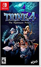Trine 4: The Nightmare Prince (NSW) - Nintendo Switch