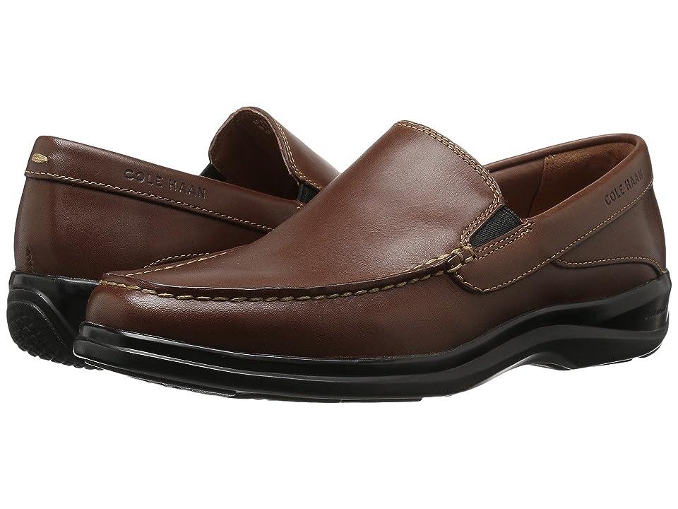 Cole Haan Santa Barbara Twin Gore II (Harvest Brown Leather) Men