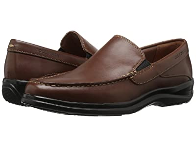 Cole Haan Santa Barbara Twin Gore II (Harvest Brown Leather) Men