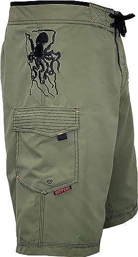 Mkuell Halloween Moon Comfortable Mens Boxer Briefs Multi-Size Soft Underwear S