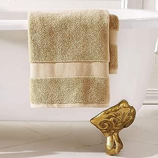 RALPH LAUREN Wescott Hand Towel, Soft Ochre (Tan)