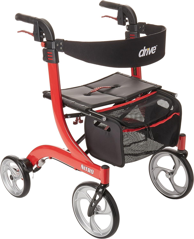 Drive Medical RTL10266 Nitro Euro-Style