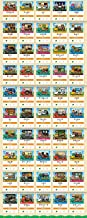 Animal Crossing amiibo card all 50 complete New Leaf Welcome Japan Plus +