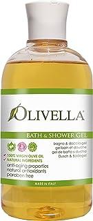 Olivella Virgin Olive Oil, Bath & Shower Gel - 16.9 Oz