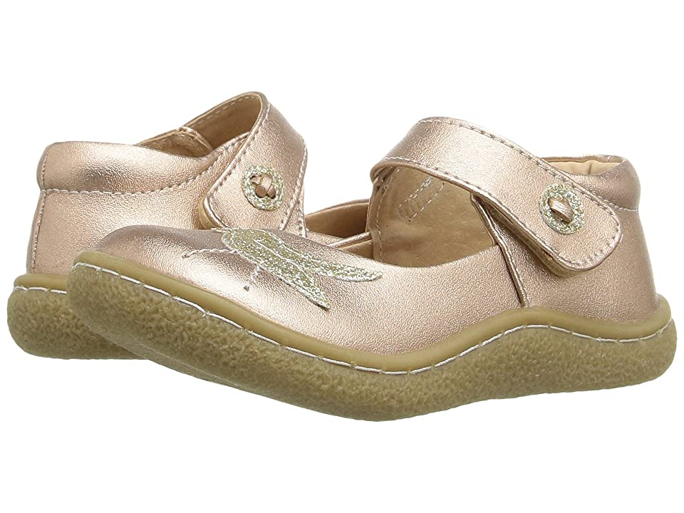 Livie & Luca Pio Pio (Toddler/Little Kid) (Rose Gold Metallic) Girls Shoes