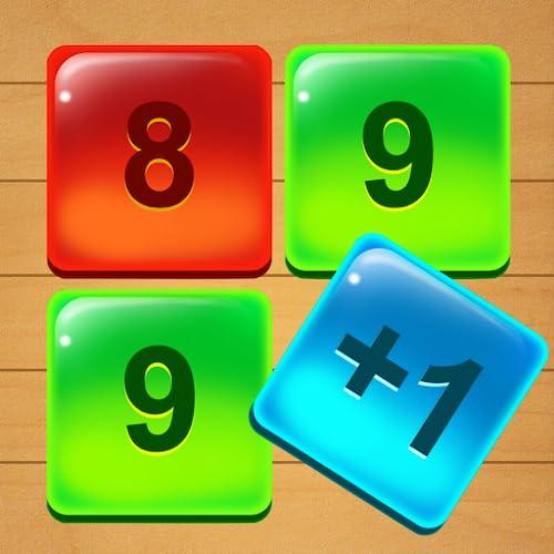 Merge Up - Drag Blocks n Merge Number