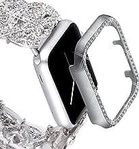 diamond watch face