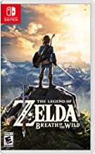 The Legend of Zelda Breath of the Wild (Nintendo Switch)