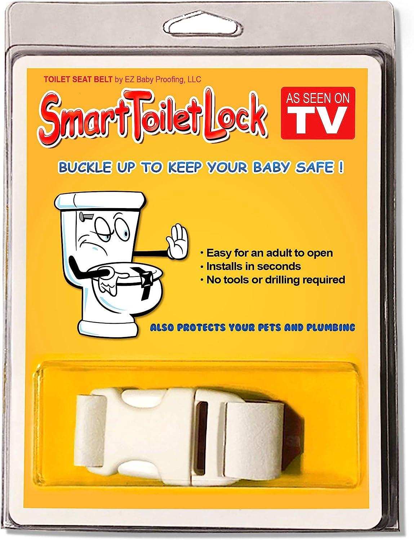 Smart Toilet Lock -