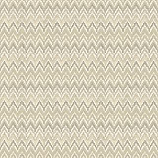 York Wallcoverings Waverly Classics Heartbeat Removable Wallpaper, Ecru/Buff/Charcoal Brown