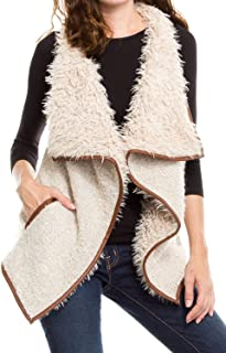 Best leather sheepskin vest Reviews