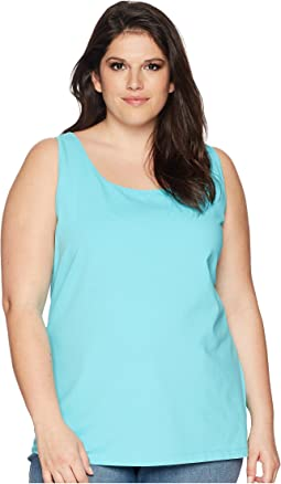 Plus Size Perfect Scoop Tank