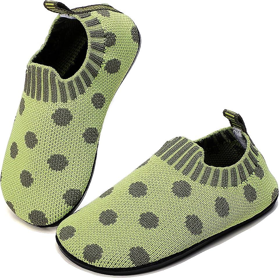 Toddler Slippers Socks Shoe Kids Non Slip House Shoes