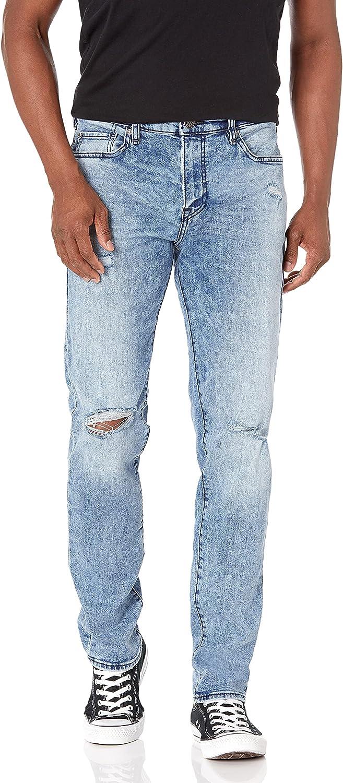 True Religion Men's Rocco Long Beach Mall Ranking TOP15 Fit Skinny Jean