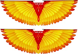HANVON Go Go Bird RC Flying Toy Replacement Parts - Flapping Wings - Yellow