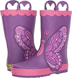 Betty Butterfly Rain Boot (Toddler/Little Kid/Big Kid)