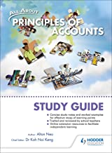 All About Principle of Accounts Quick Study Guide