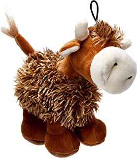 Total Care Cuddle Cow Dog Toy