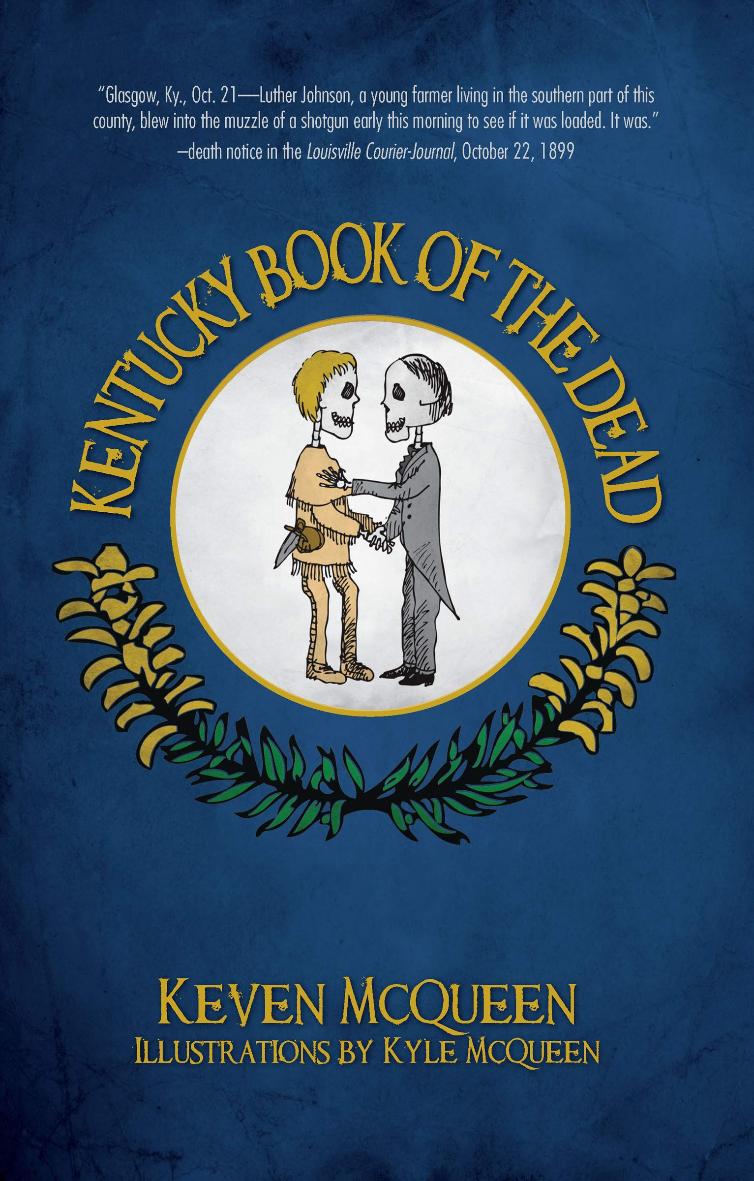 Kentucky Book of the Dead (English Edition)