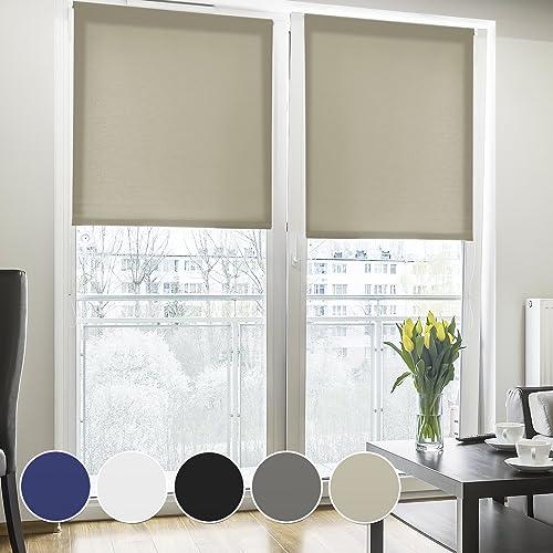 Blinds for doors for Ikea tende a vetro
