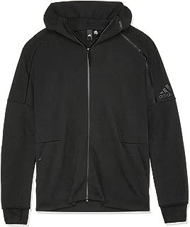 adidas Men's CW6482 Z.N.E. Hoody 2 Jacket, Black/Black