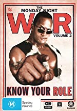 WWE The Monday Night War - Volume 2 Know Your Role [NON-USA Format / PAL / Region 4 Import - Australia]