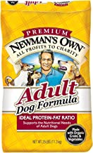 Newman'S Own 576011 Organic Adult Chicken Dry Dog Food, 25-Pound
