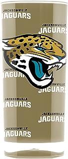 Duck House unisex NFL Jacksonville Jaguars 16oz Insulated Acrylic Square Tumbler