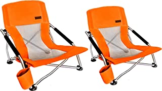 Best low outdoor folding chairs Reviews