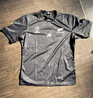RWC2019ラグビーワールドカップ 2019 ニュージーランド オールブラックス ジャージ ALL BLACKS QC152