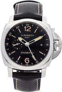 18ffed39abb4 Panerai Luminor 1950 Mechanical (Automatic) Black Dial Mens Watch PAM 531  (Certified Pre