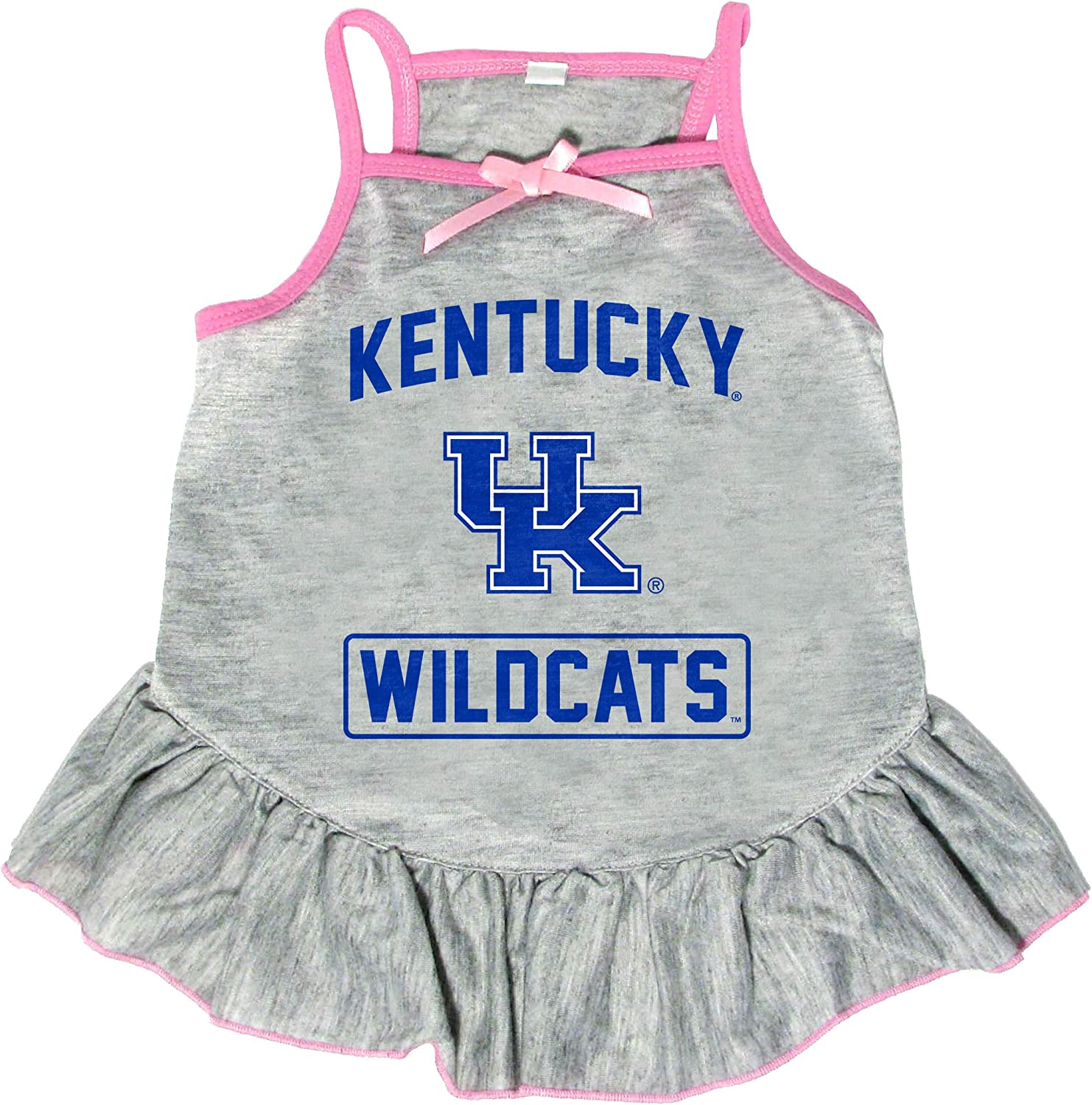 Littlearth Spring new work one Wholesale after another NCAA Kentucky Wildcats Dress Pet Extra Small