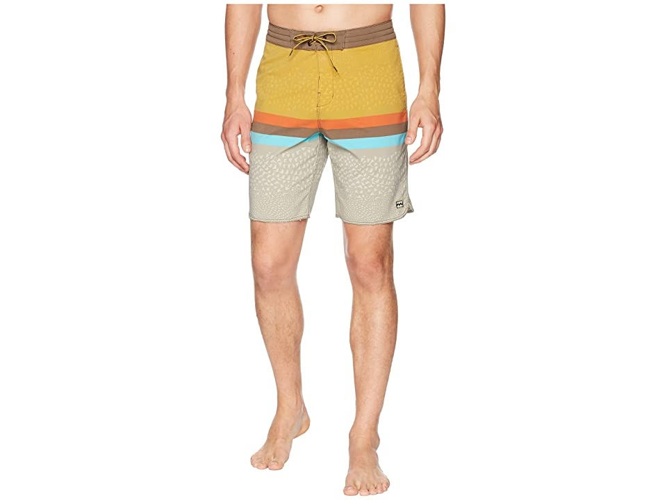 Billabong Fifty50 LT Boardshorts 2 (Stone) Men