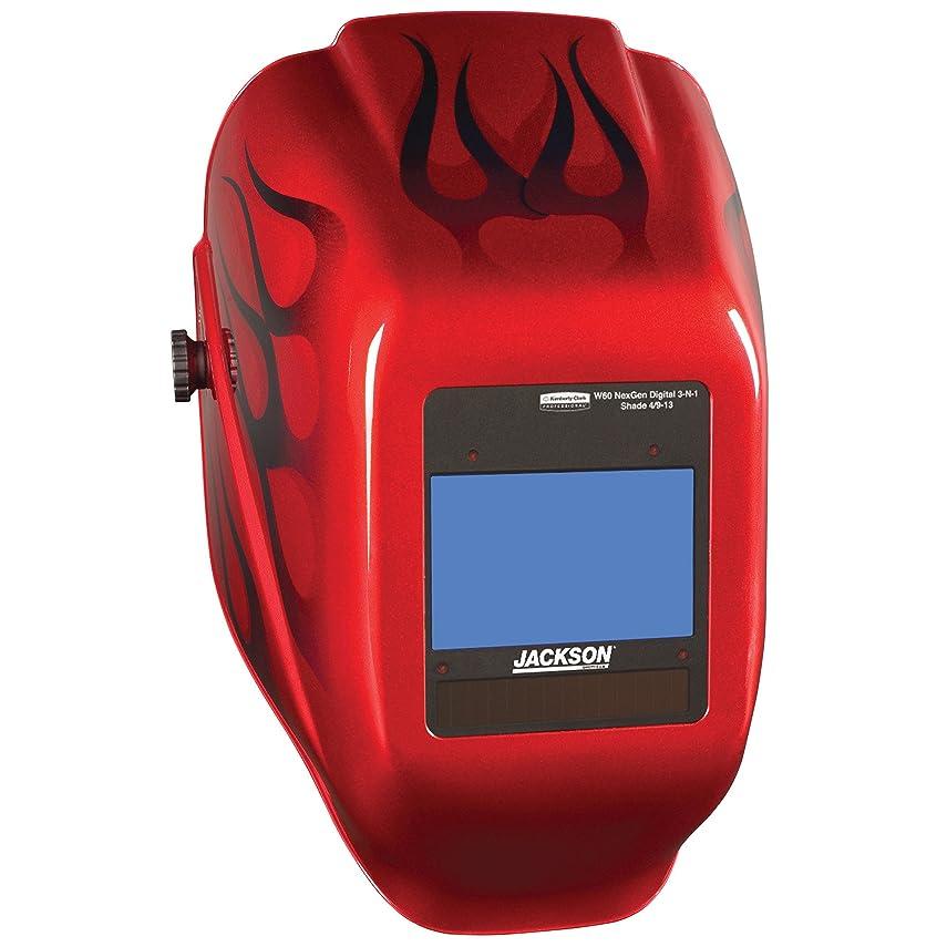 急降下八の量Jackson Safety W60 Nexgen HLX 100 I2 Welding Helmet with Digital Auto-Darkening Filter (Pack of 2) by Jackson Safety