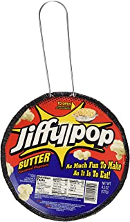Jiffy Pop Butter Popcorn, 4.5 oz (Pack of 5)