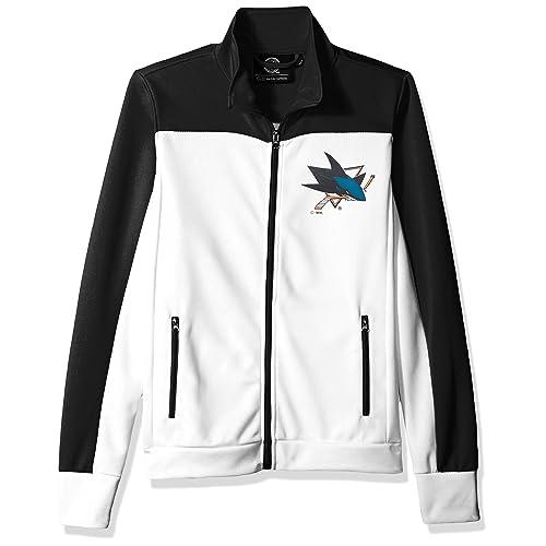 cheap for discount d8c45 26b96 Women's San Jose Sharks Apparel: Amazon.com