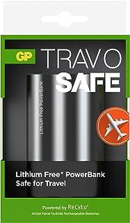 GP TravoSafe – litiumfri kraftbank för säker resa tack vare innovativ ReCyko+ nickel-metallhydrid (NiMH) -teknik