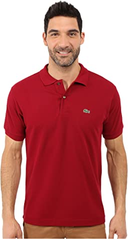 3526df64 Lacoste l1212 classic pique polo shirt red | Shipped Free at Zappos