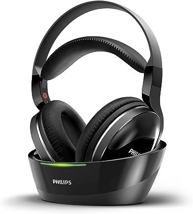 4aa4cebf9 Philips SHD8800/12 Cuffie Auricolari Wireless Hi-Fi, Ottimo Suono, Audio Hi