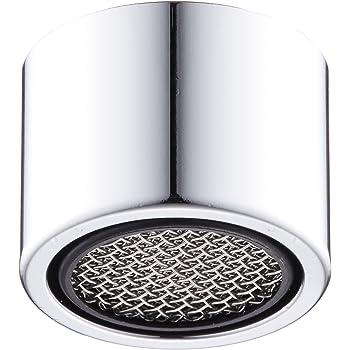 SANEI 節水泡沫器 節水効果 水ハネ防止 M22×1.25ネジ適合 PM282G-13